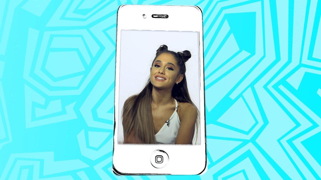 BBC Radio 1 Teen Awards 'Ariana Grande' | BBC