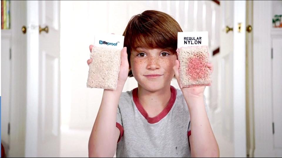"LifeProof Carpet ""Henry"" - LifeProof Case Study"