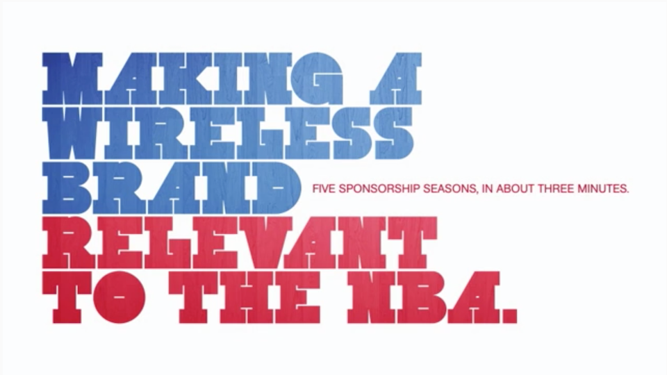 T-Mobile & The NBA: A case study