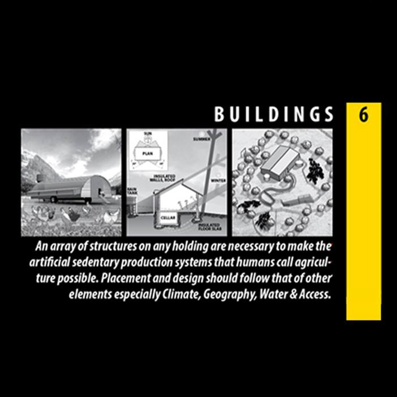 REGRARIANS HANDBOOK - 6. BUILDINGS