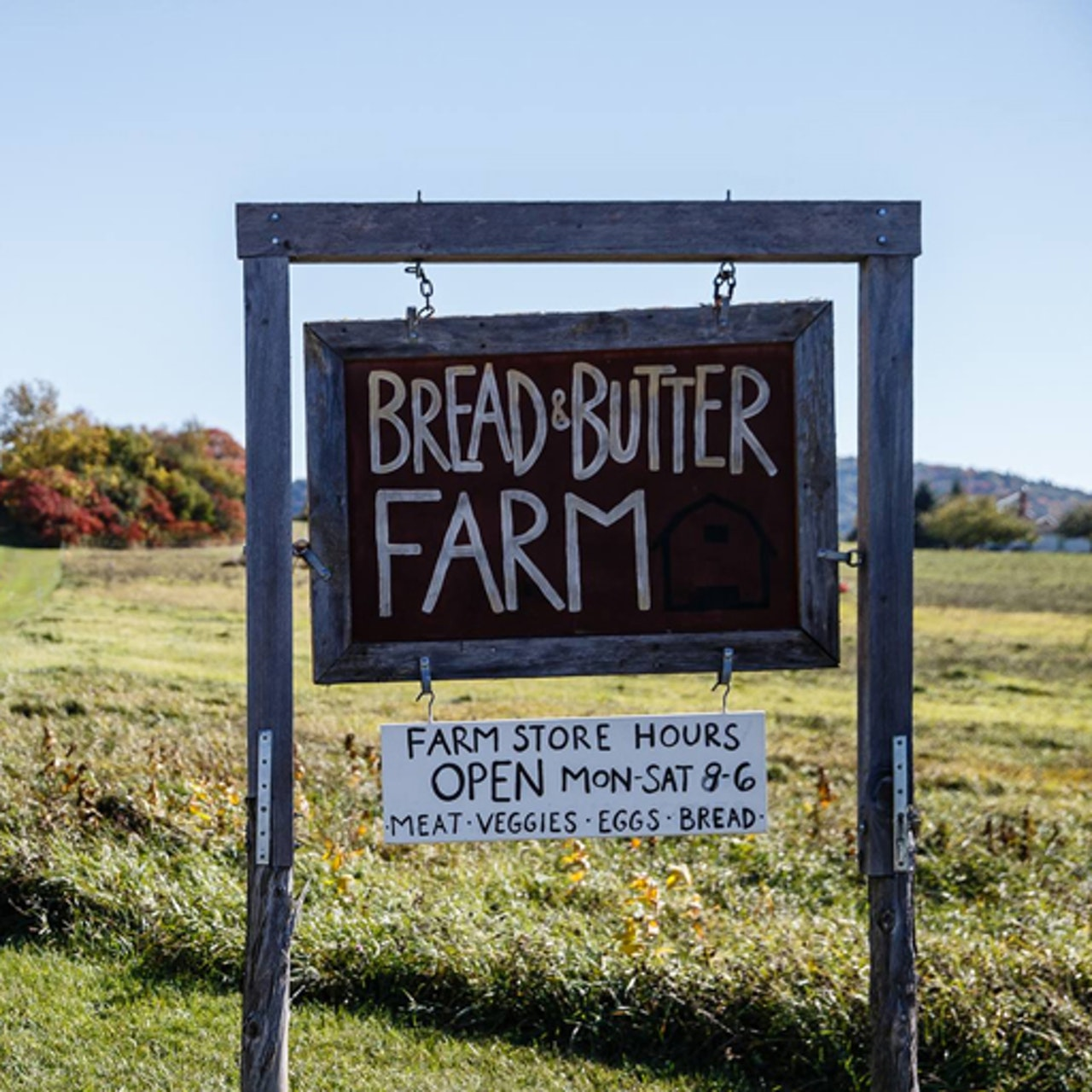 BREAD & BUTTER FARM - 150 HA - US