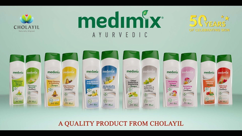 PressPlay Collective - Medimix Anti Dandruff & Scalp Treatment Shampoo