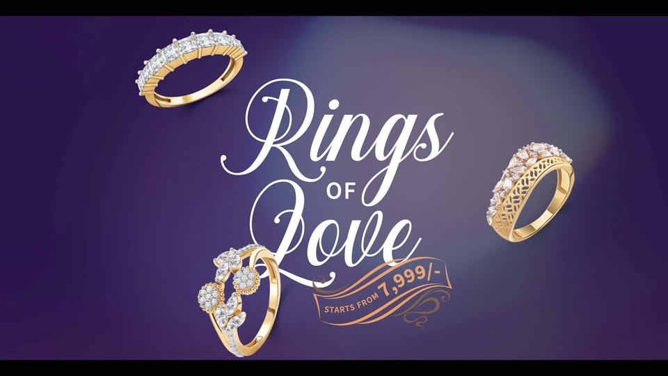 PressPlay Collective - Khimji Jewels Rings Of Love