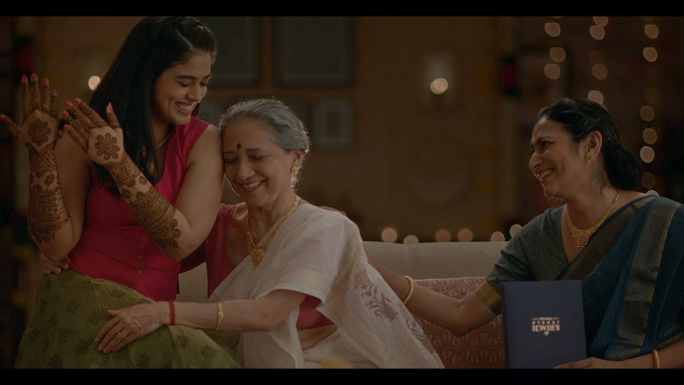 PressPlay Collective - Grandmother Khimji TVC (Odiya)