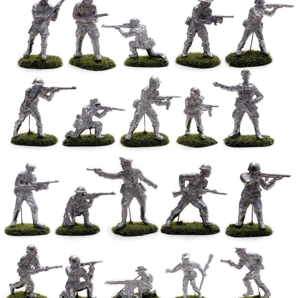 Gewgaws - Battle Brooch series