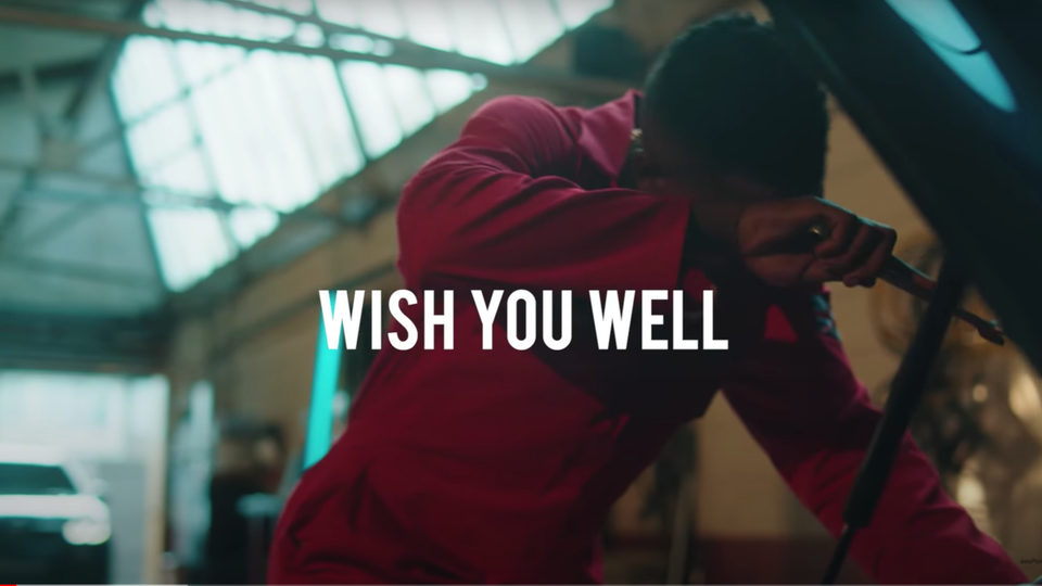 DONEL - Wish You Well (Music Video)