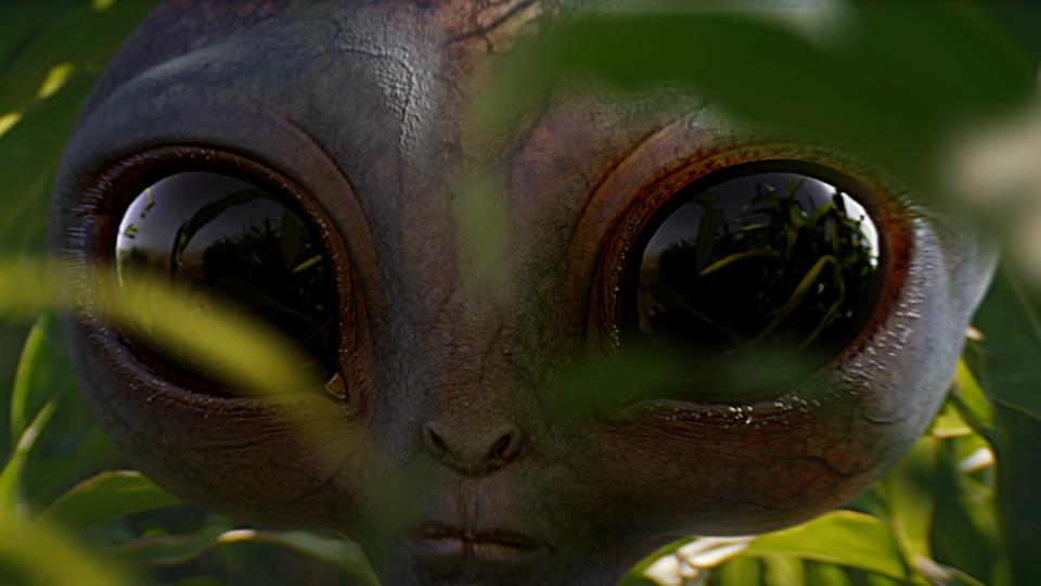 Big Buoy - Kelloggs: Aliens