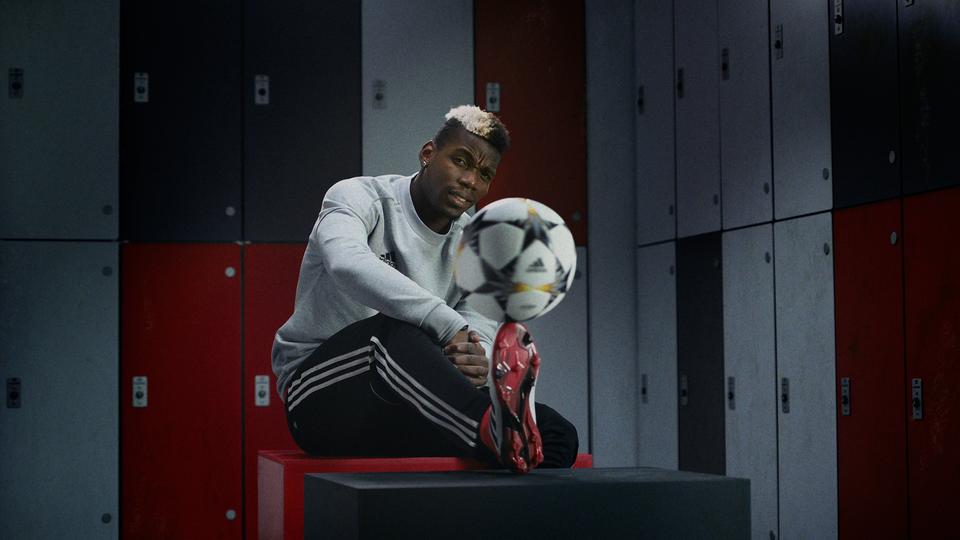 Tag Collective Arts - Adidas: Control by Predator Feat. Paul Pogba