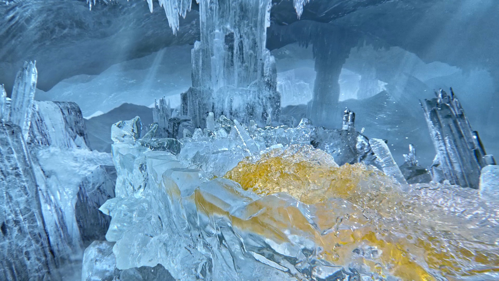 Big Buoy - Ice Cold