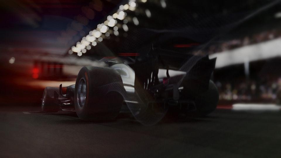 Tag Collective Arts - Viasat: Formula 1