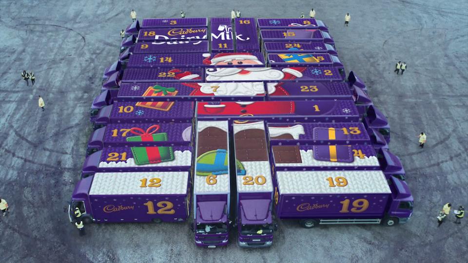Tag Collective Arts - Cadbury: Advent