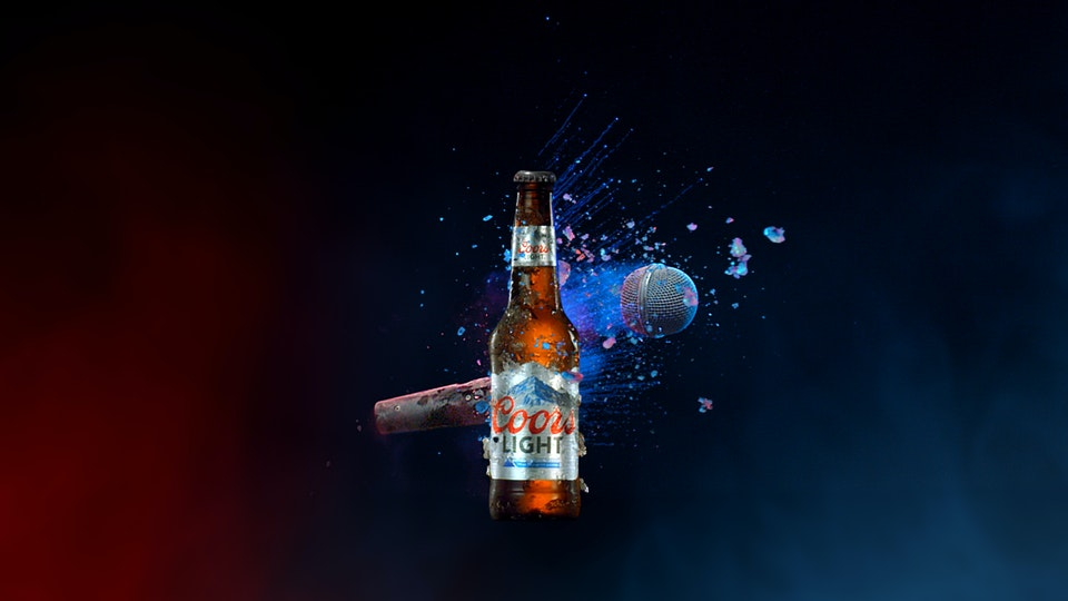 Tag Collective Arts - Coors Light: Coldest Of All Time