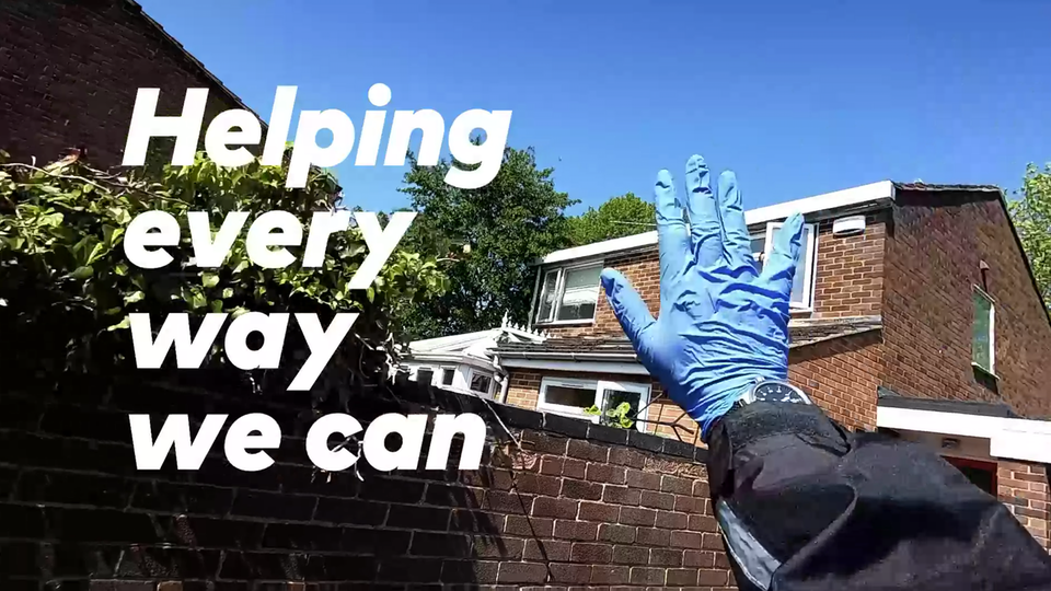 Tag Collective Arts - British Gas: In A Day
