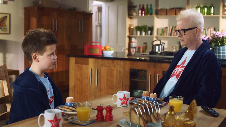 Big Buoy - Virgin Radio: Come Over For Breakfast