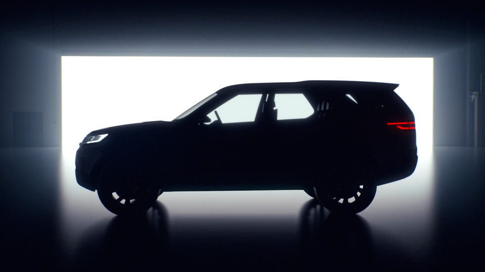 Tag Collective Arts - Land Rover Discovery: Vision Concept