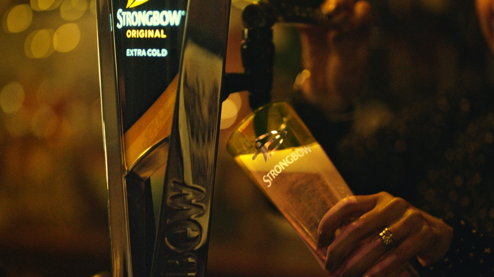 Tag Collective Arts - Strongbow: Refreshing People Since 1960