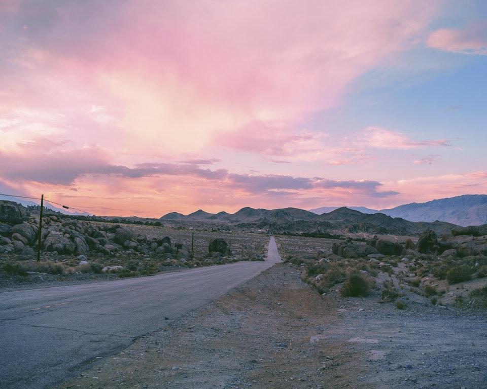 2020 - <b>chasing sunset</b> alabama hills, ca