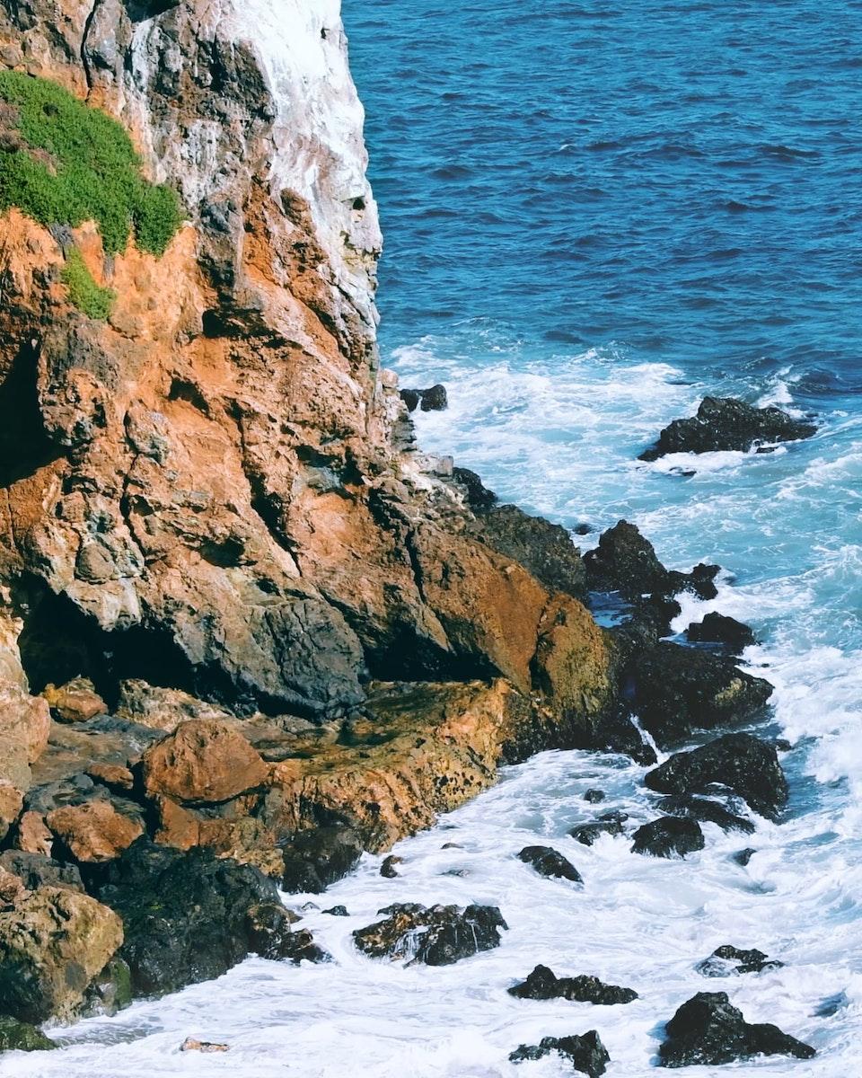 2019 - <b>azul's cliff</b> point dume, ca