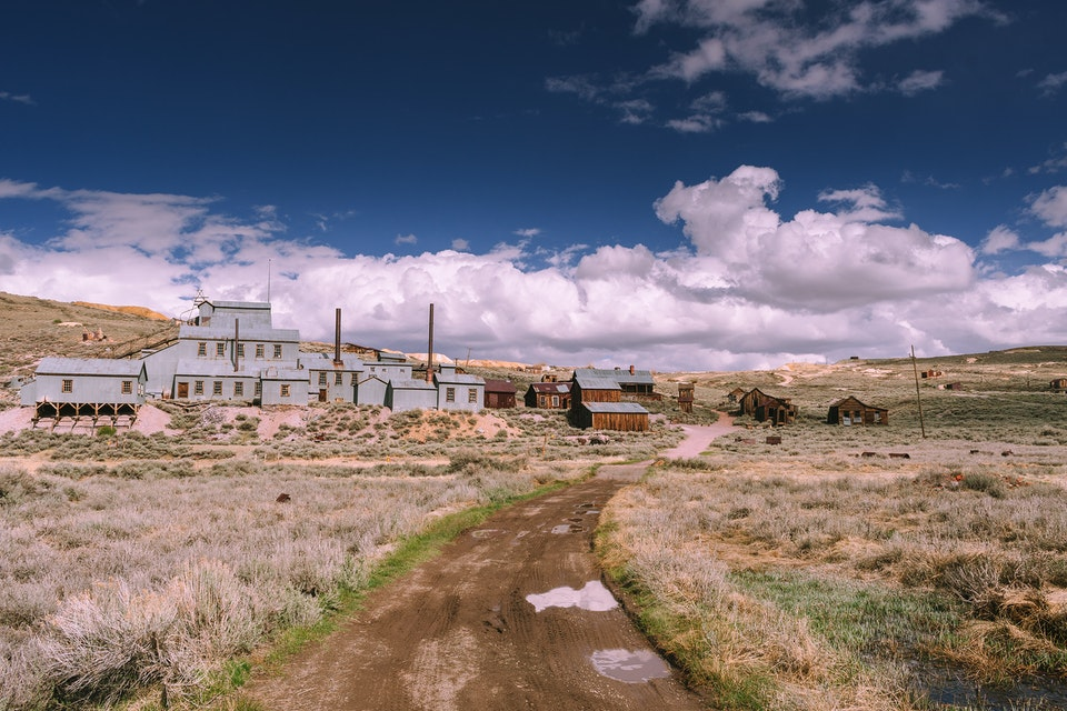 2020 - <b>ghosted 3</b> bodie ghost town, ca