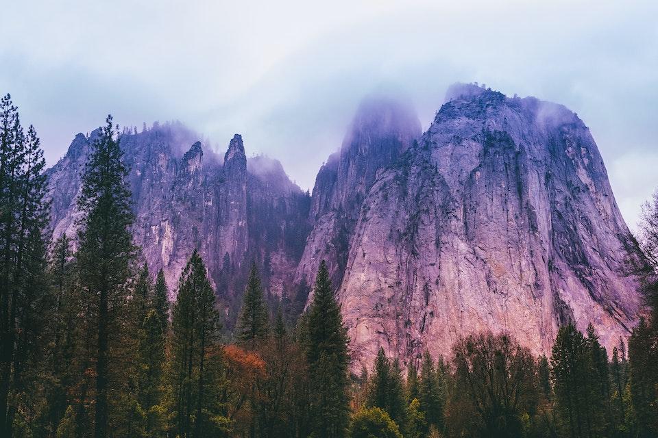 Yosemite - Majesty