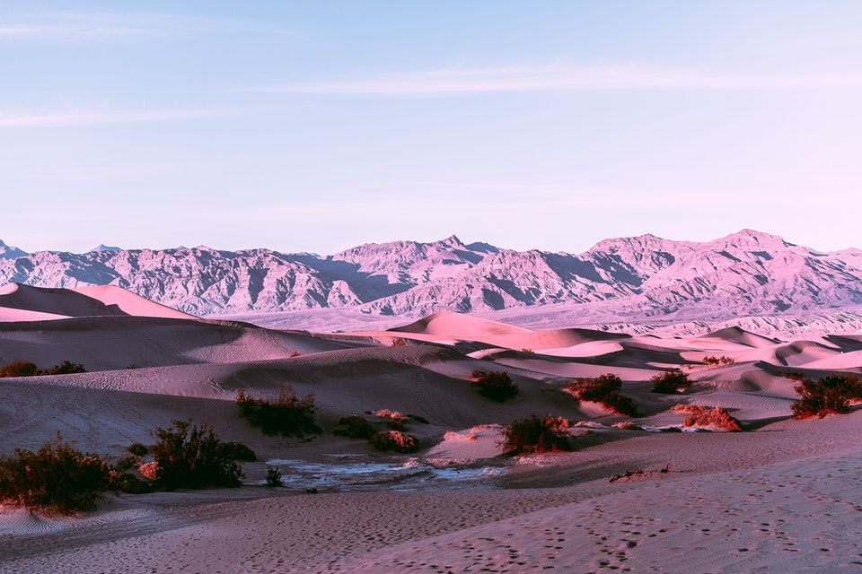 2019 - <b>dusky desert 3</b> death valley national park, ca