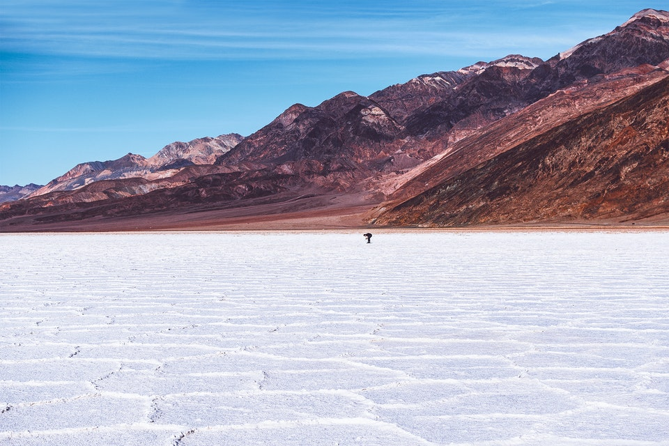 2020 - <b>badwater blues 2</b> death valley national park, ca