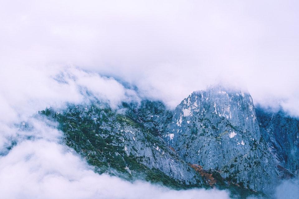 2019 - <b>cloud blanket 2</b> yosemite national park, ca