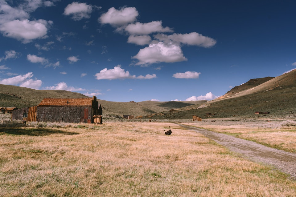 2020 - <b>ghosted 1</b> bodie ghost town, ca