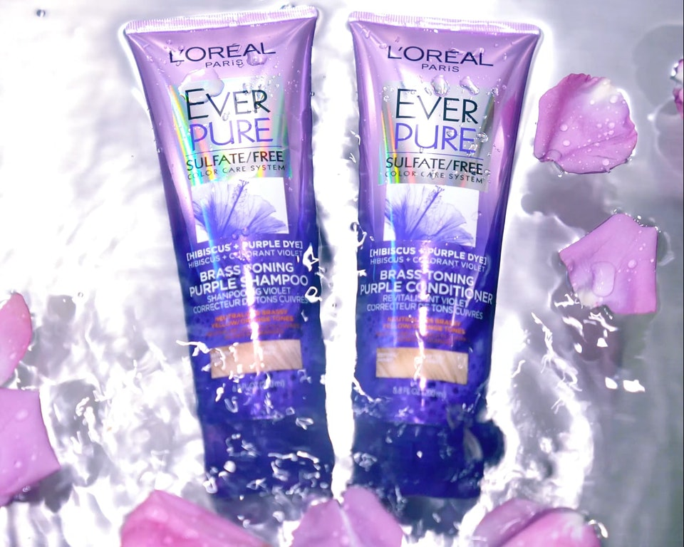 Beauty Products - L'Oréal EverPure Shampoo & Conditioner