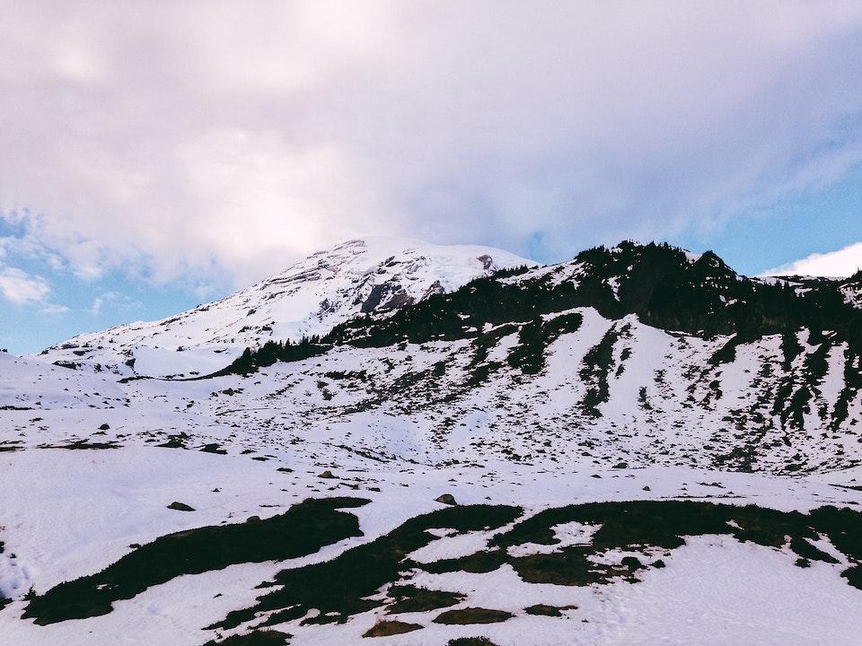 Phone - The Rainier the Better; Mount Rainier National Park, WA