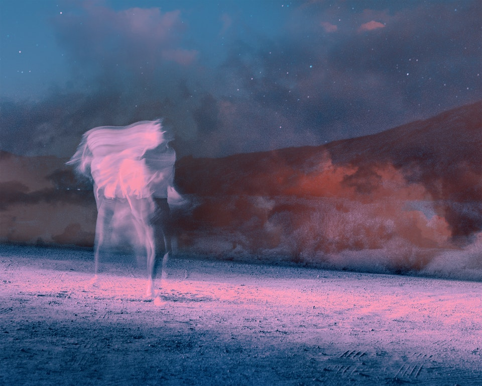 2020 - <b>night echo</b> red rock canyon state park, ca