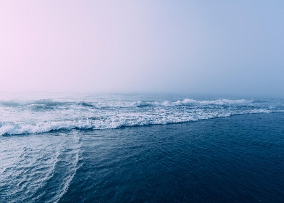 Pacific Ocean - Vague Seasons 2; San Diego