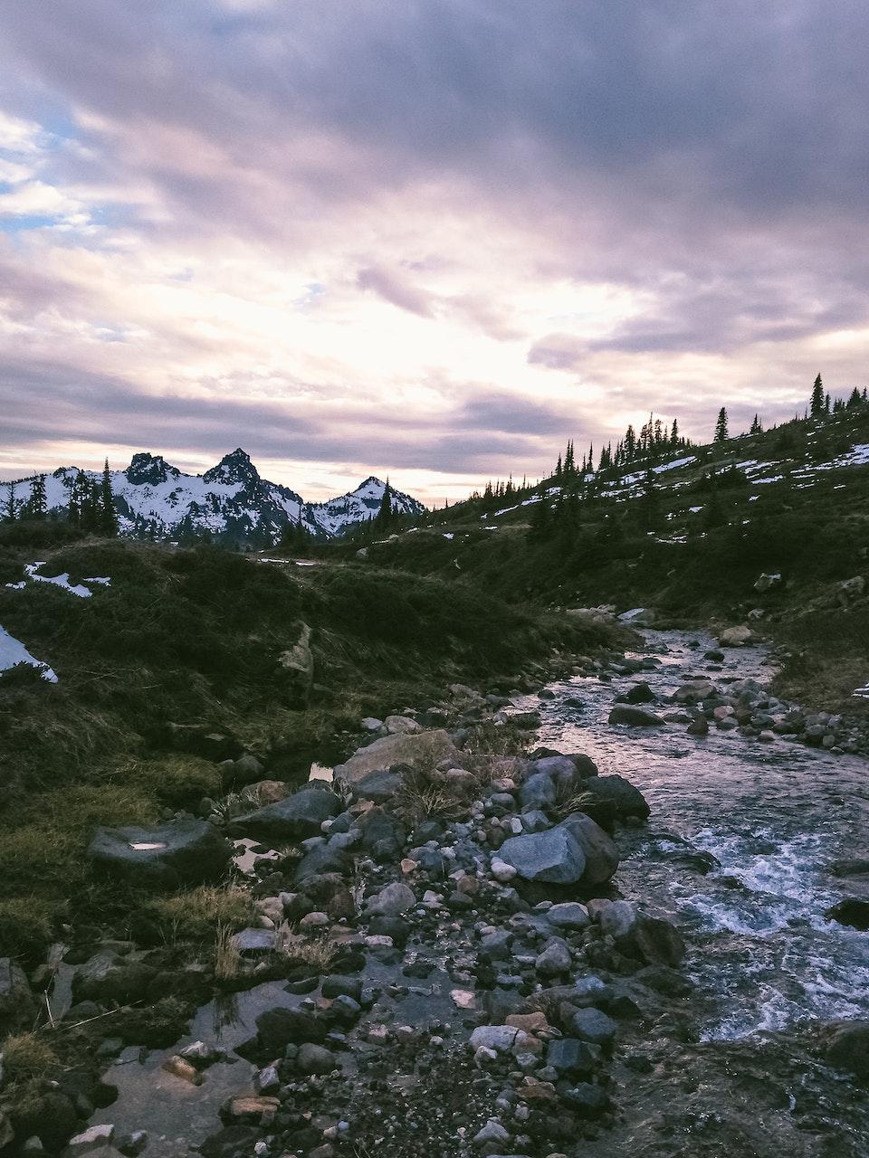 Phone - Paradise; Mount Rainier National Park, WA