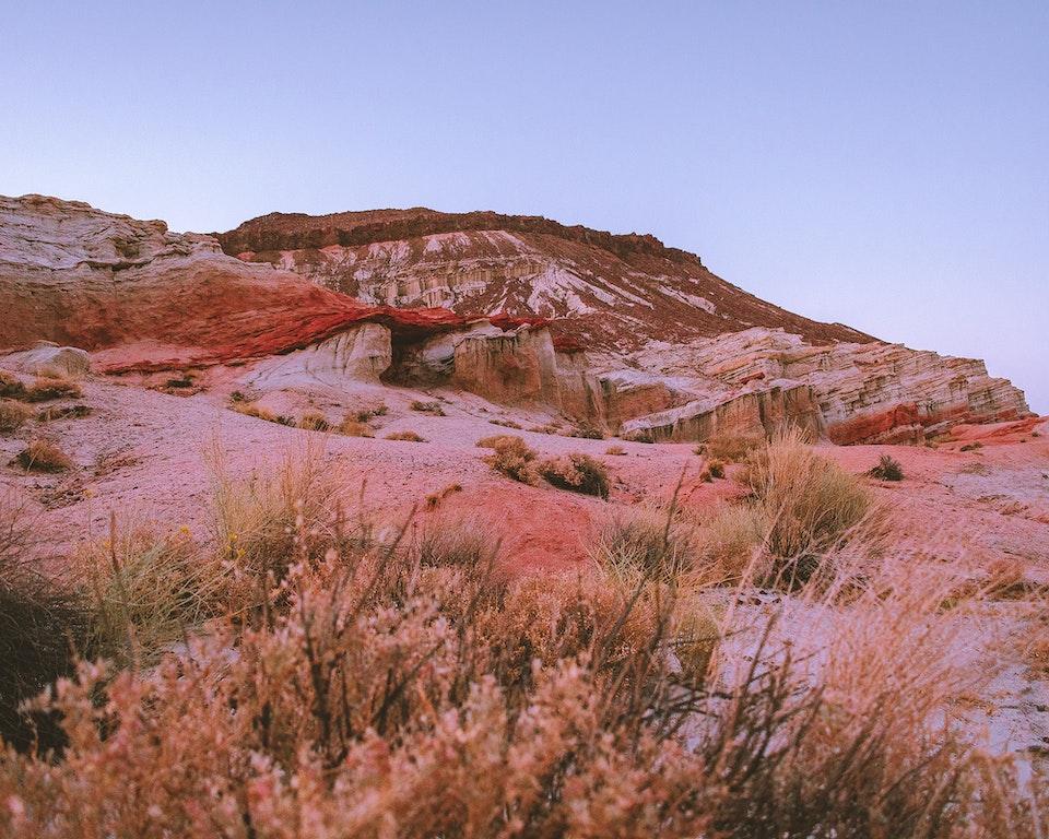red rock canyon - <b>return of autumn</b>