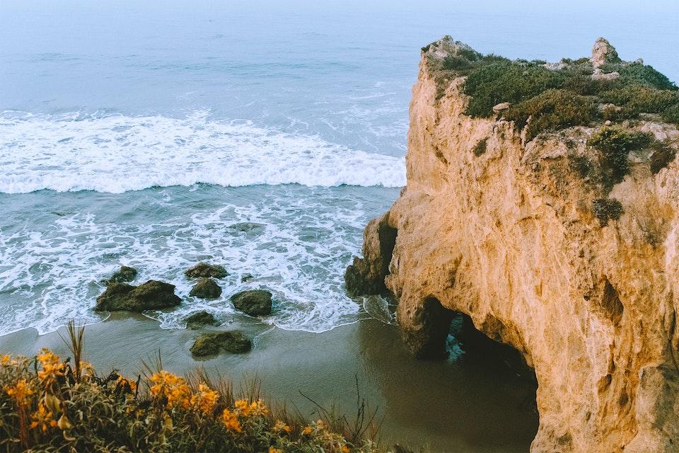 new - <b>sea story 1</b> el matador beach, ca
