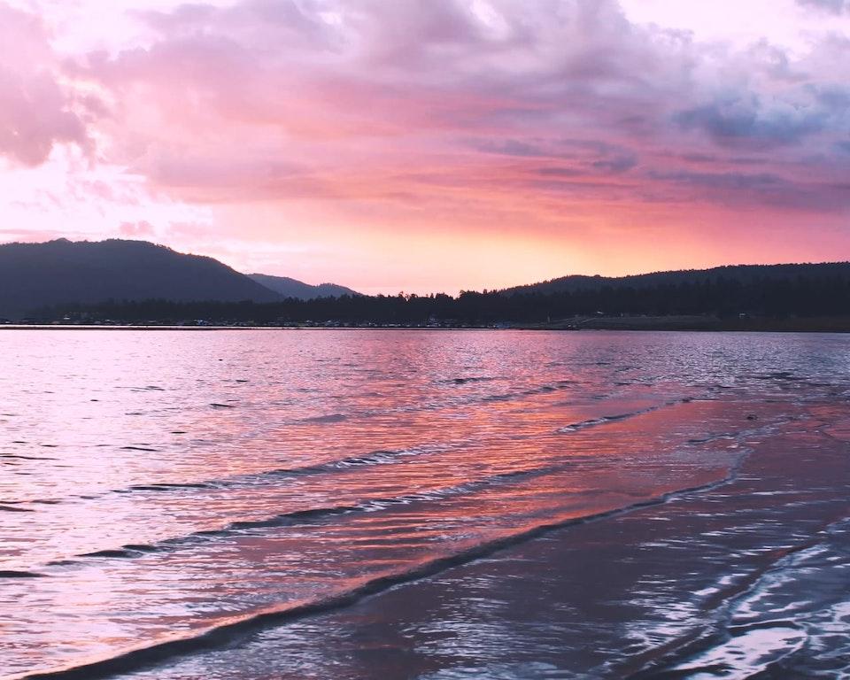 2019 - Pink Lake