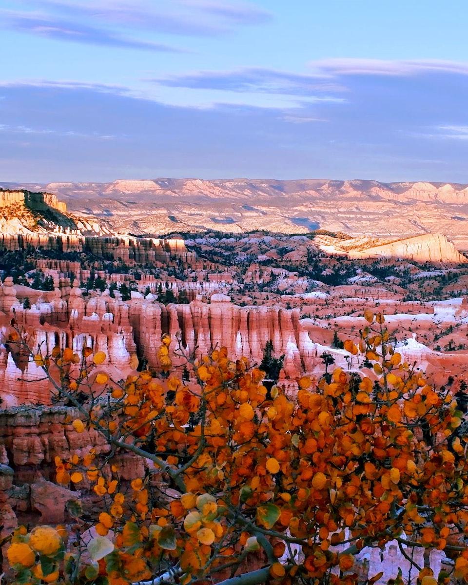 2019 - <b>hoodoo sunset</b> bryce canyon national park, ut
