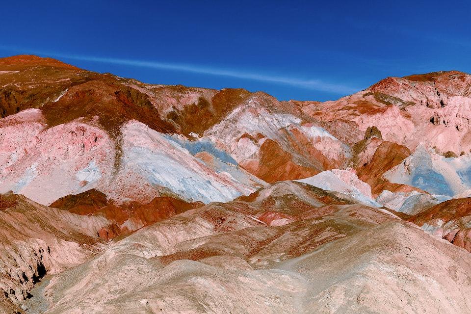 2019 - <b>palette 3</b> death valley national park, ca