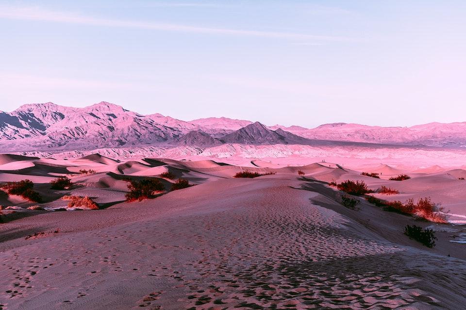 2019 - <b>dusky desert 1</b> death valley national park, ca