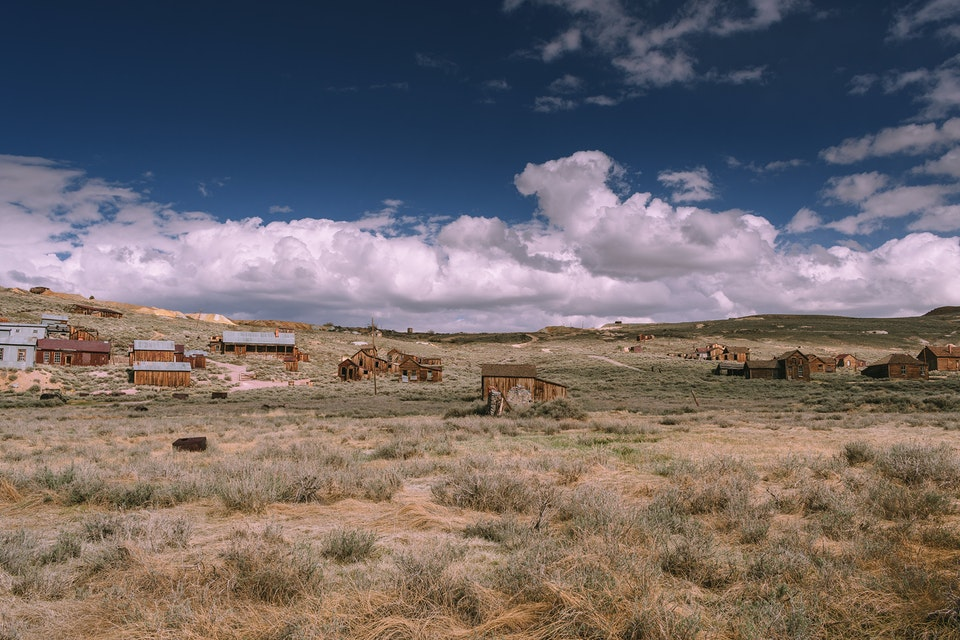 2020 - <b>ghosted 2</b> bodie ghost town, ca