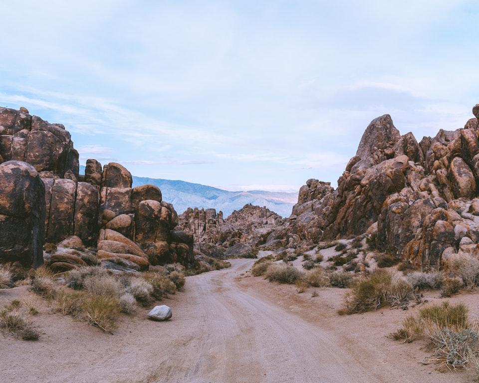 2020 - <b>rocky road 1</b> alabama hills, ca