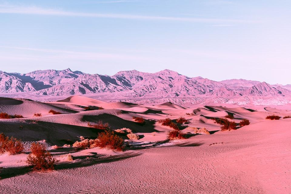 2019 - <b>dusky desert 2</b> death valley national park, ca