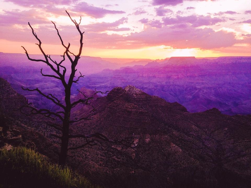 Phone - Sun Dance; Grand Canyon National Park, AZ
