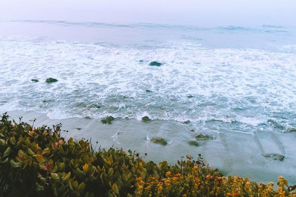new - <b>sea story 5</b> el matador beach, ca