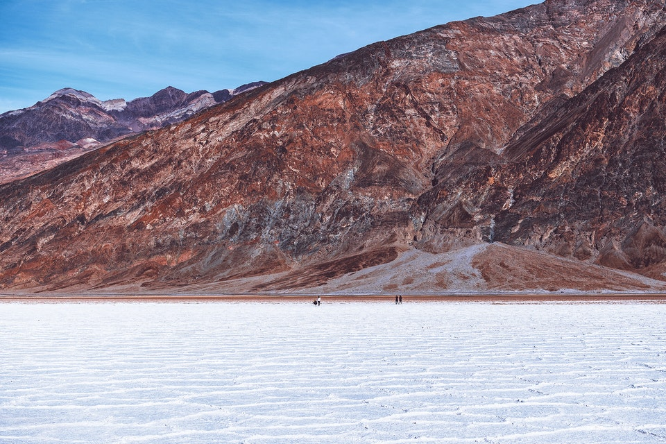 2020 - <b>badwater blues 4</b> death valley national park, ca