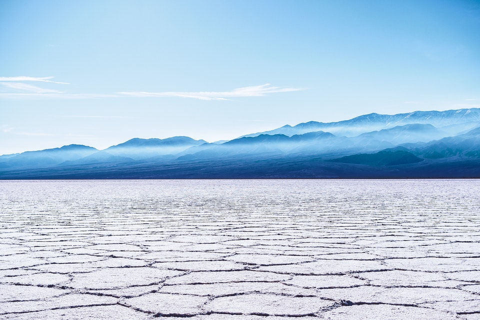 2020 - <b>badwater blues 1</b> death valley national park, ca