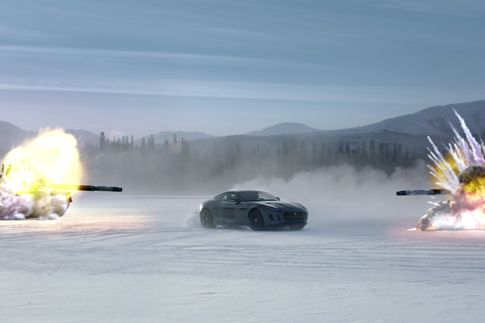 Castrol EDGE | Titanium Ice, Inspired by Fast & Furious
