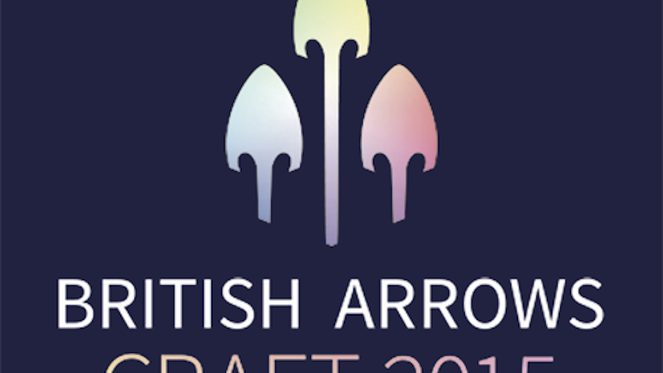 Matthew Felstead is nominated in this years British Arrow Craft Awards!
