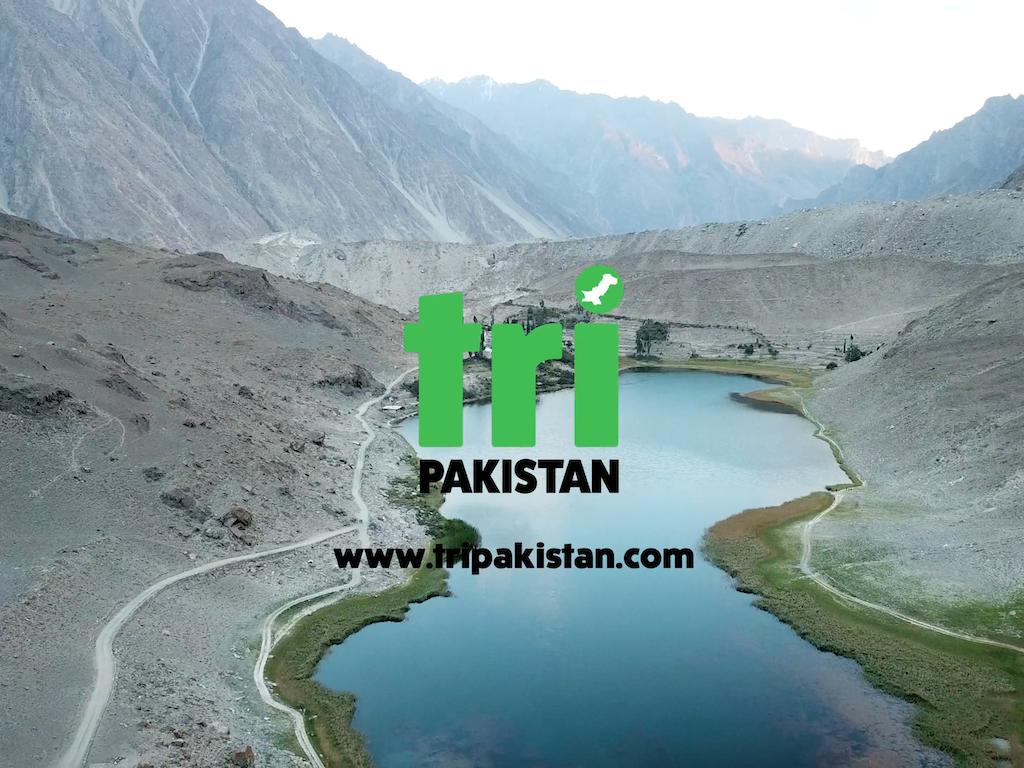TriPakistan - Be A Giant