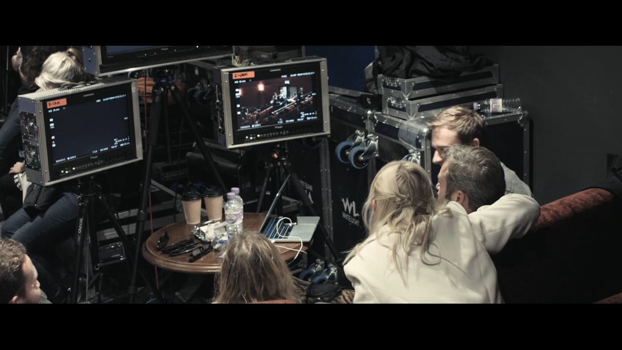 Cinema Disruption (Making Of) - Smart Energy GB - Live Event